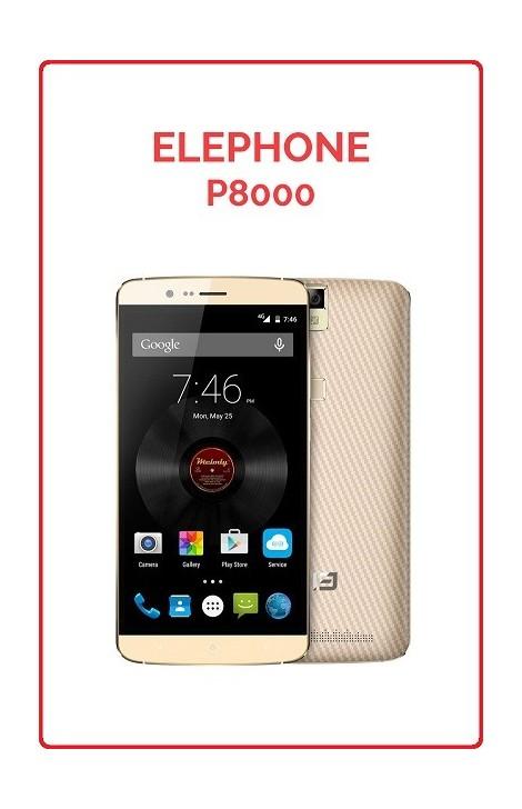 Elephone P8000 4G