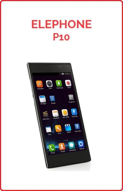 Elephone P10