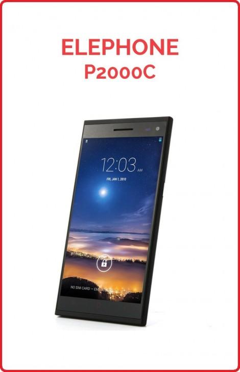 Elephone P2000C