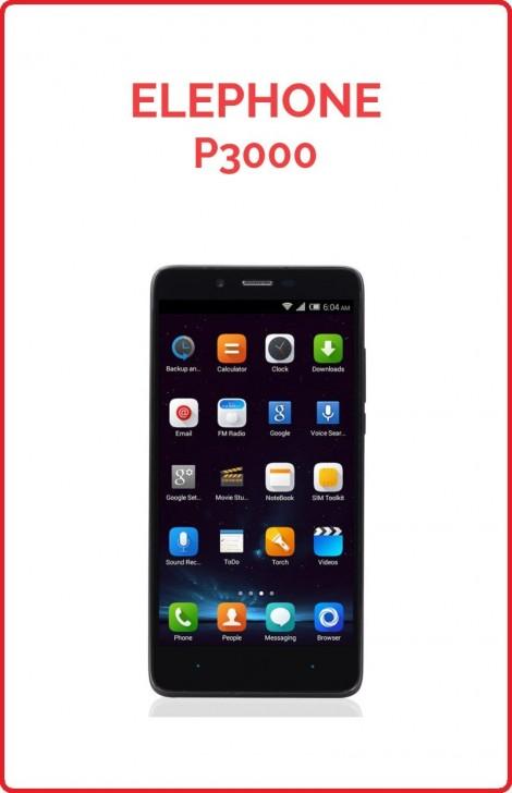 Elephone P3000 4G