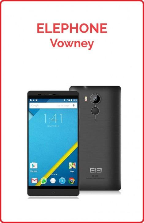 Elephone Vowney Lite