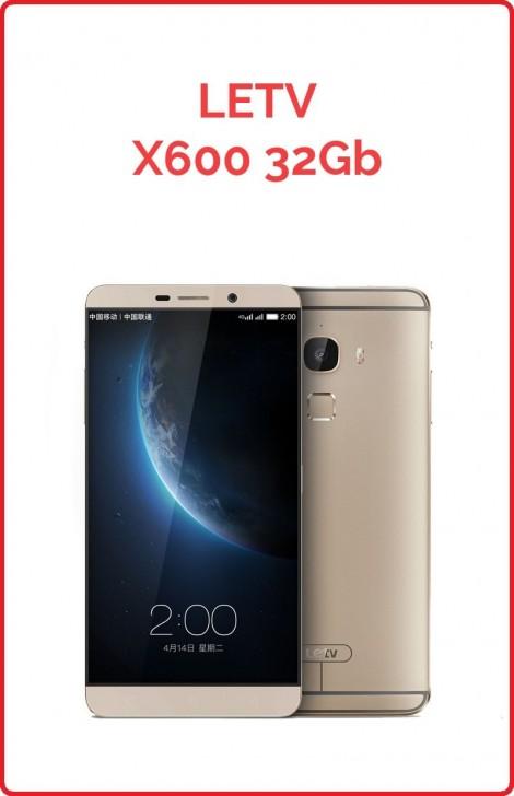 LeTV One X600 32GB
