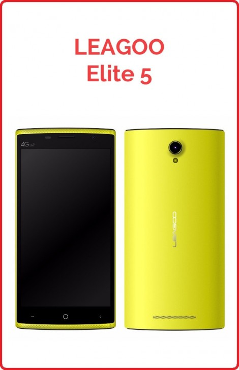 Leagoo Elite 5