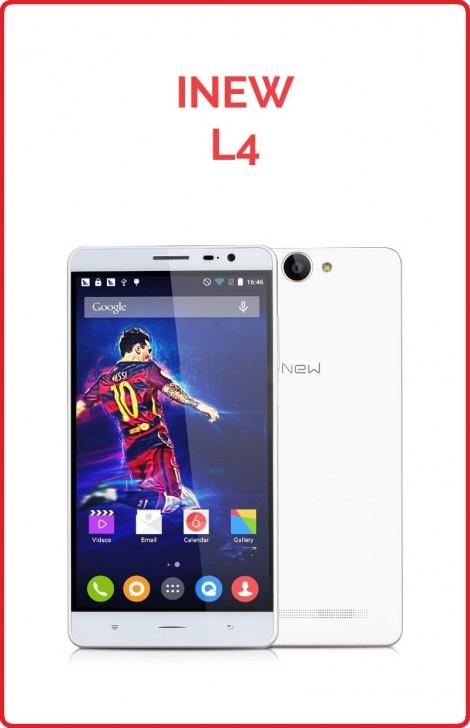 Inew L4 4G
