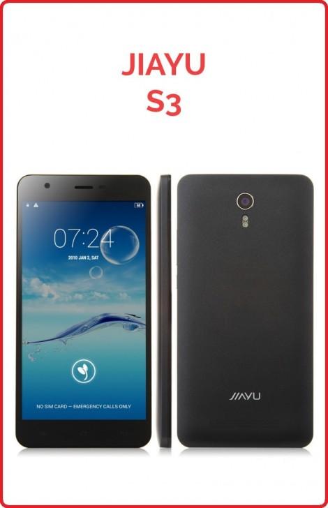 Jiayu S3 4G