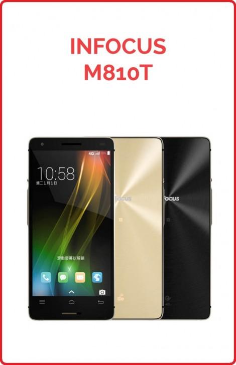 Infocus M810T 4G