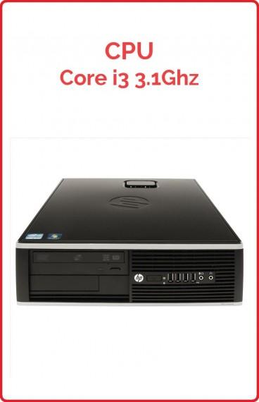 CPU Core i3 540 3.1Ghz