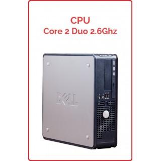 Lote 10 CPU Core 2 Duo 2.6 Ghz
