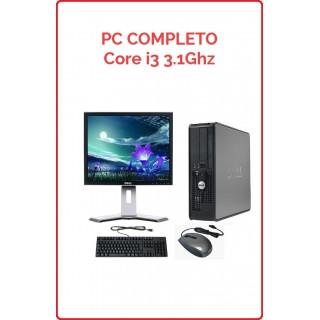 PC Completo Core i3 540 3.1Ghz