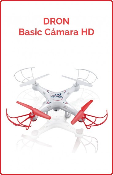 Dron Basic Cámara HD