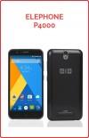 Elephone p4000