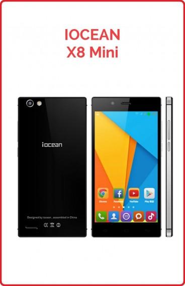 Iocean x8 mini
