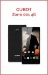 Cubot Zorro 001 4G