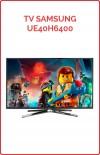 TV Samsung UE40H6400AKXXH
