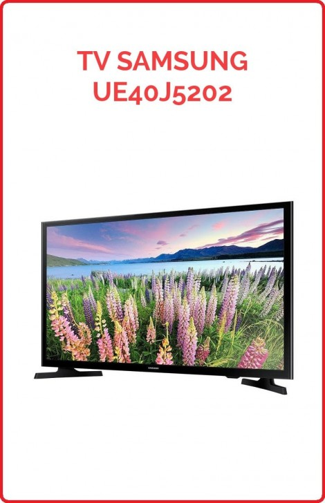 TV Samsung UE40J5202AKXXH