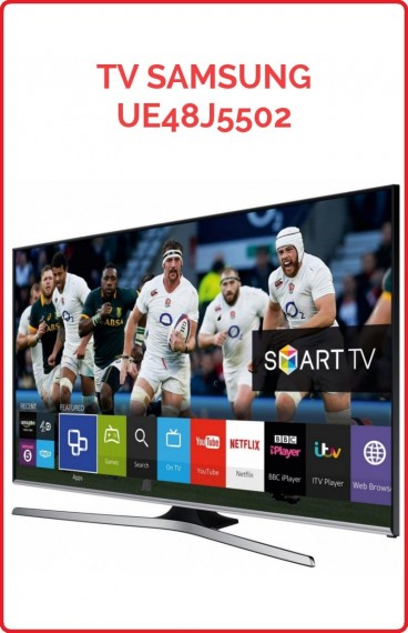 TV Samsung UE48J5502AKXXH