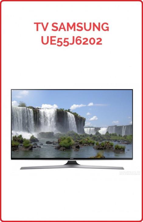 TV Samsung UE55J6202AKXXH