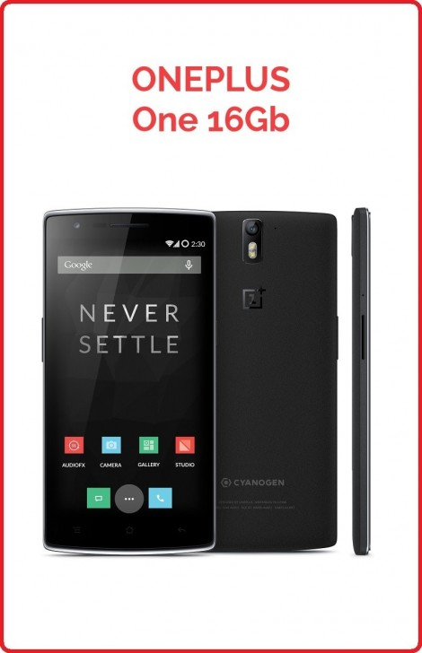 Oneplus ONE 4G 16GB