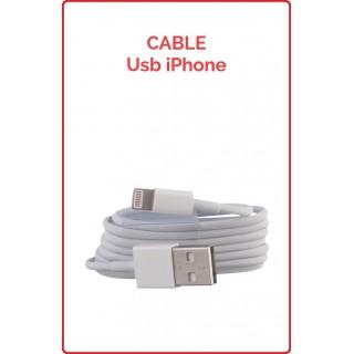 USB de 1.5 metros para iPhone