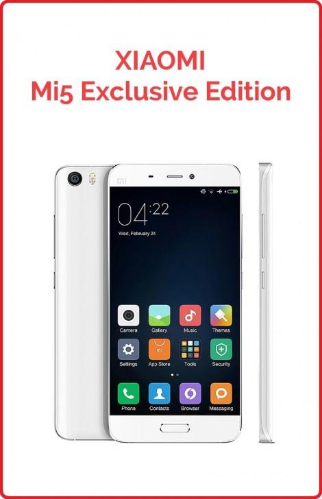 Xiaomi Mi5 Exclusive Edition