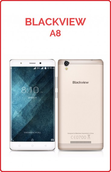 Blackview A8