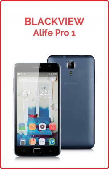 Blackview Alife P1 Pro
