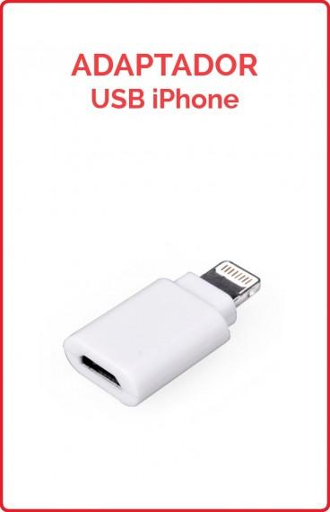 Adaptador USB Iphone