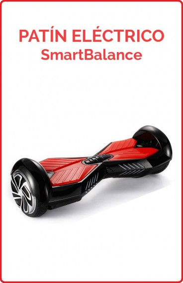 Patinete Electrico Smartbalance