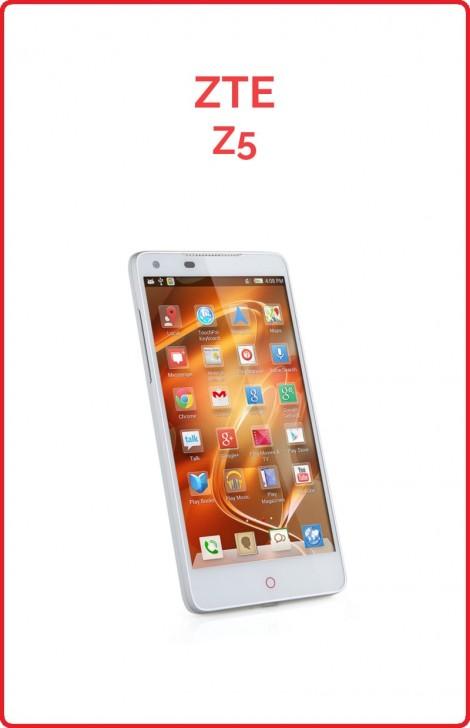 ZTE Nubia Z5 4G
