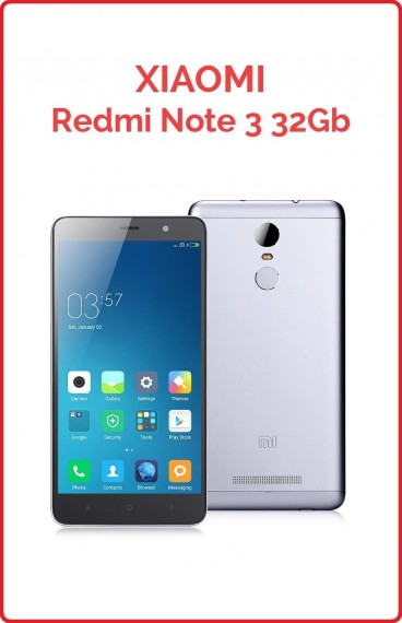 Xiaomi Redmi Note 3 3/32