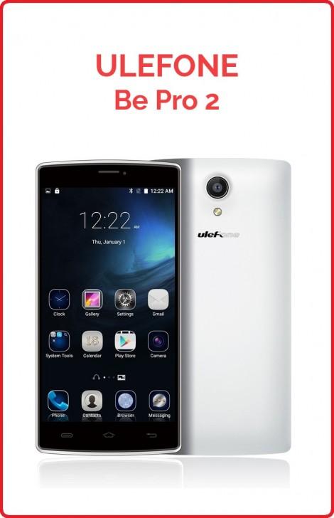 Ulefone Be Pro2