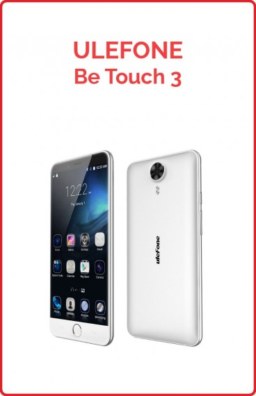 Ulefone Be Touch 3