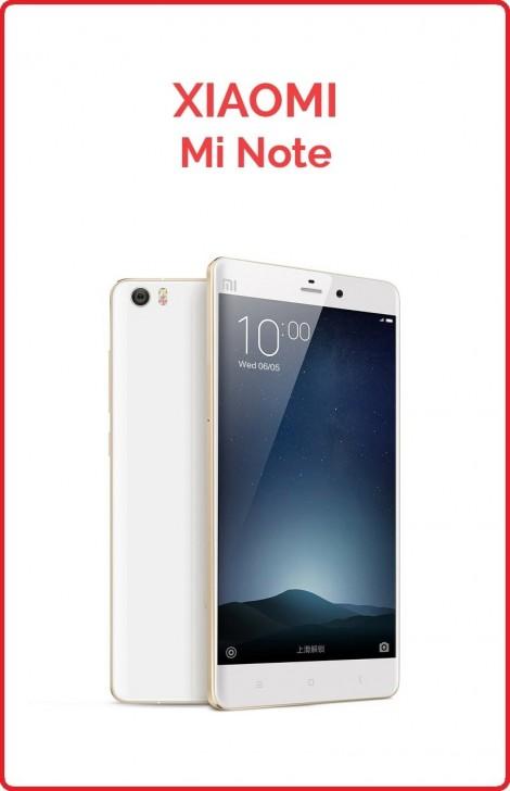 Xiaomi MI Note 4G
