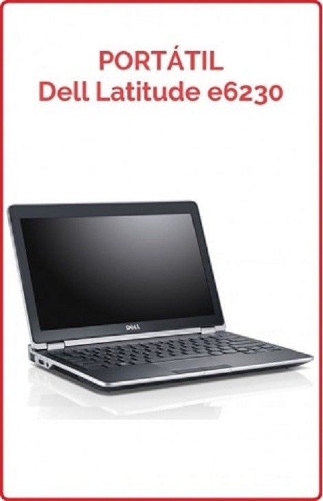 Dell Latitude e6230 i5 2,6Ghz