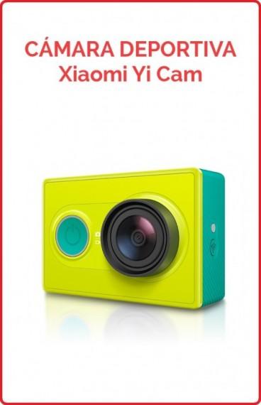 Camara Xioami Yi Sports