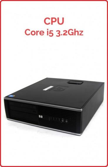 CPU Core i5 3,2Ghz