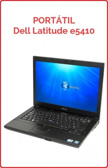 Dell Latitude e5410 i5 2,4Ghz