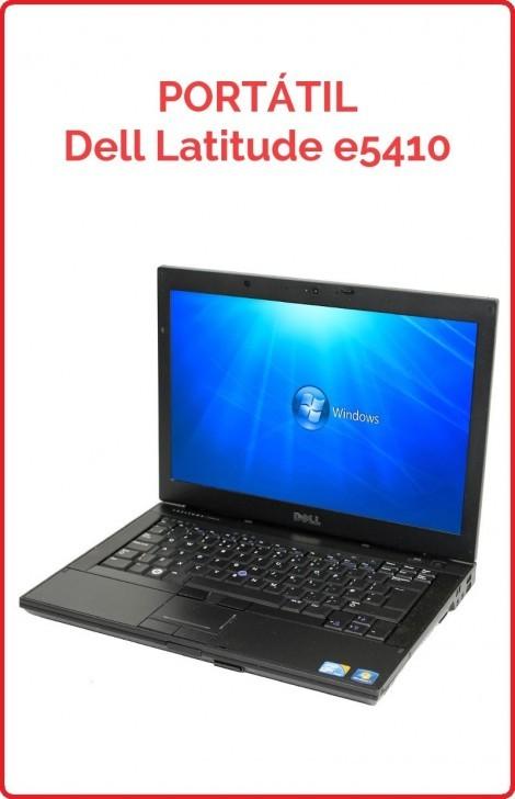 Dell Latitude e5410 i5 2,4Ghz