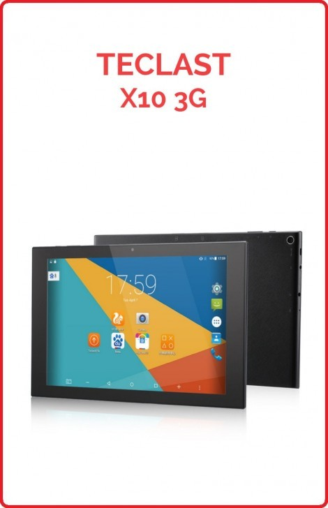 Teclast X10 3G