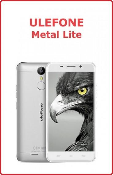 Ulefone Metal Lite