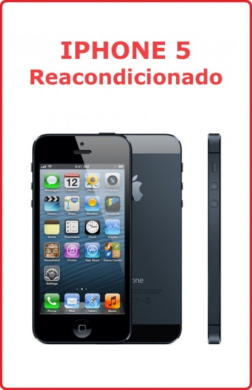 Iphone 5 Reacondicionado