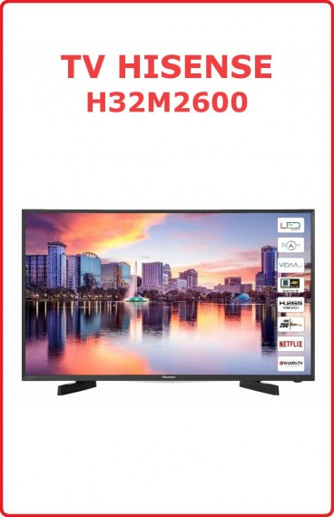 TV Hisense H32M2600