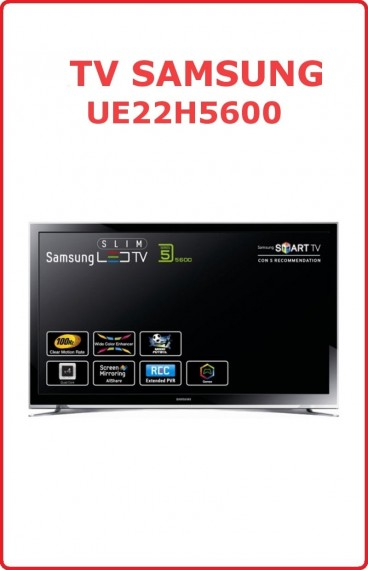 Smart TV Samsung UE22H5600