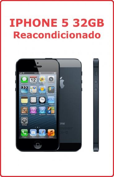 Iphone 5 32Gb Reacondicionado