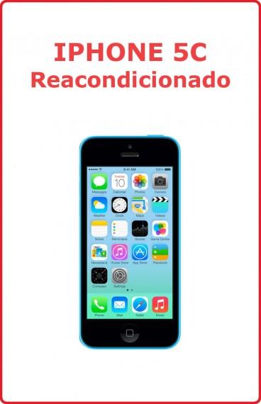 Iphone 5C 16Gb Reacondicionado
