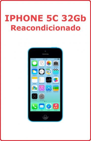 Iphone 5C 32Gb Reacondicionado