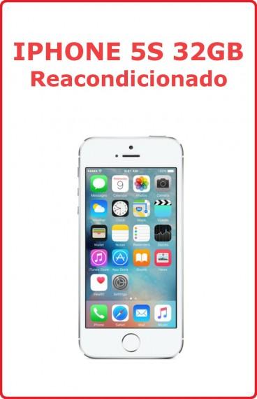 Iphone 5s 32Gb Reacondicionado