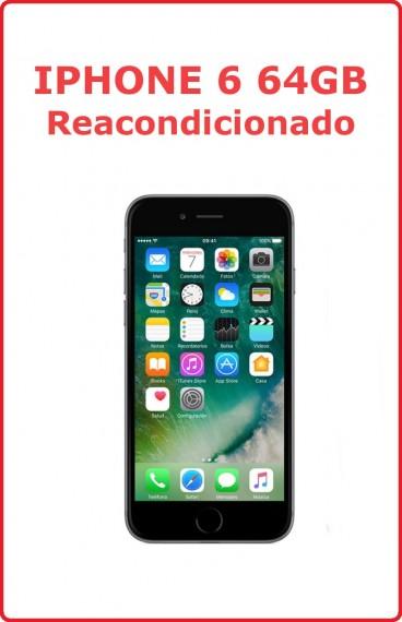 Iphone 6 64gb Reacondicionado