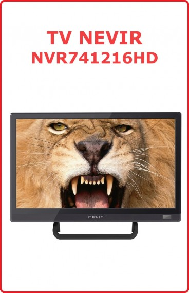 "TV Nevir 16"" NVR-7412-16HD"