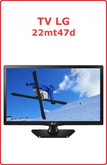 TV LG 22MT47D-P